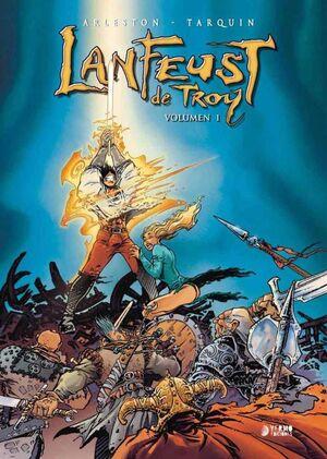 LANFEUST DE TROY #01 (YERMO EDICIONES)