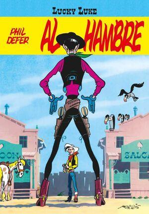LUCKY LUKE: AL HAMBRE