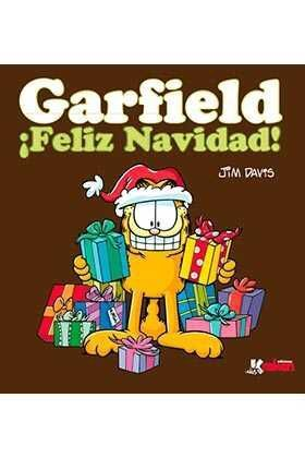 GARFIELD. FELIZ NAVIDAD!