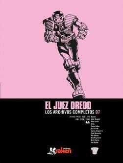 JUEZ DREDD: LOS ARCHIVOS COMPLETOS #007 (INTEGRAL)