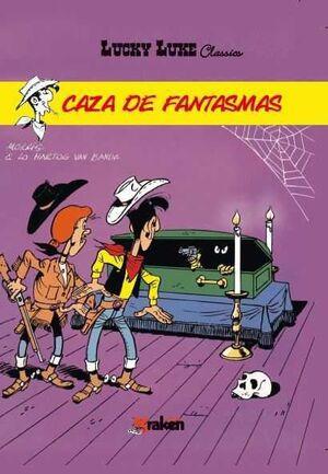 LUCKY LUKE CLASSICS #08. CAZA DE FANTASMAS