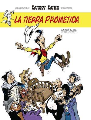 LUCKY LUKE: LA TIERRA PROMETIDA