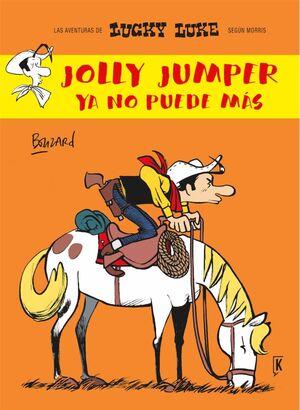 LUCKY LUKE: JOLLY JUMPER YA NO PUEDE MAS