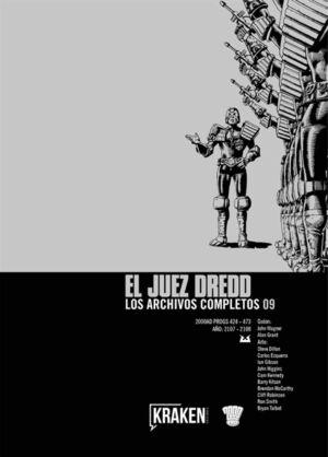 JUEZ DREDD: LOS ARCHIVOS COMPLETOS #009 (INTEGRAL)