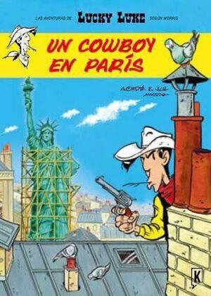 LUCKY LUKE: UN COWBOY EN PARIS
