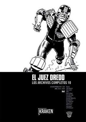 JUEZ DREDD: LOS ARCHIVOS COMPLETOS #010 (INTEGRAL)