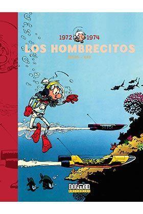 LOS HOMBRECITOS #03: 1972 - 1974