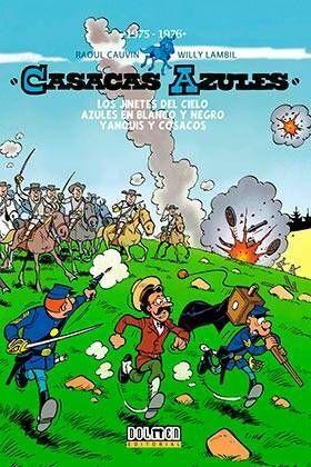 CASACAS AZULES 1975-1976