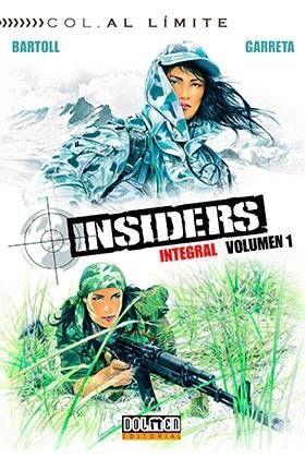 INSIDERS. INTEGRAL VOL. 01