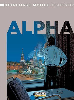 ALPHA. INTEGRAL #01
