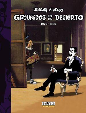 GROUÑIDOS EN EL DESIERTO #01 (1979-1980)