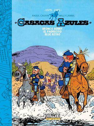 CASACAS AZULES 1979-1981