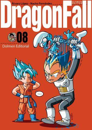 DRAGON FALL #08 - ULTIMATE EDITION