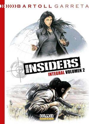 INSIDERS. INTEGRAL VOL. 02