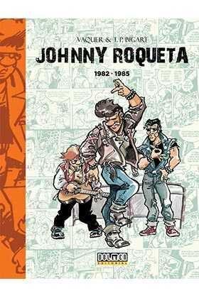 JOHNNY ROQUETA #01. 1982-1985