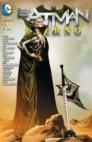 BATMAN ETERNO #11