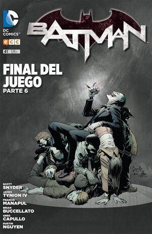 BATMAN MENSUAL VOL.3 #041