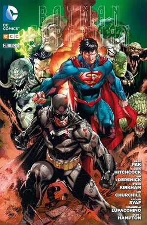 BATMAN / SUPERMAN #023