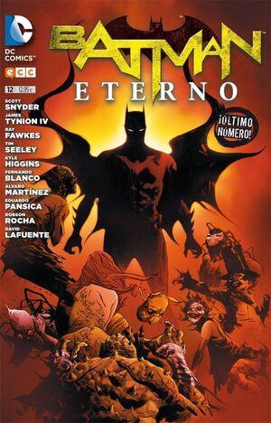 BATMAN ETERNO #12