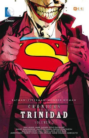BATMAN / SUPERMAN / WONDER WOMAN: CRONICAS DE LA TRINIDAD VOL.2