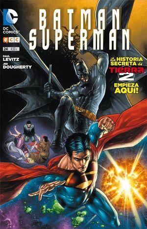 BATMAN / SUPERMAN #024