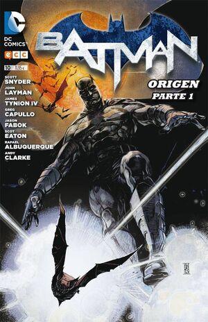 BATMAN MENSUAL (REEDICION TRIMESTRAL) #10