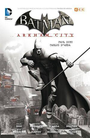 BATMAN: ARKHAM CITY (ECC)