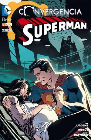 SUPERMAN MENSUAL VOL.3 #042. CONVERGENCIA