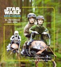 STAR WARS EPIC YARNS #03. EL RETORNO DEL JEDI