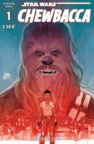 STAR WARS CHEWBACCA #01