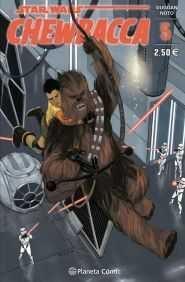 STAR WARS CHEWBACCA #05