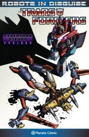 TRANSFORMERS ROBOTS IN DISGUISE #03