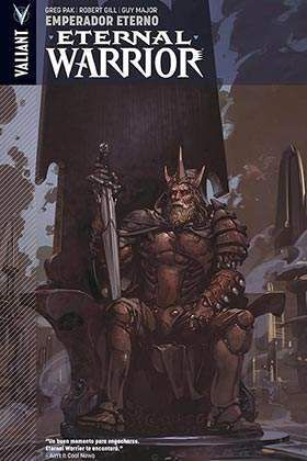 ETERNAL WARRIOR #02: EMPERADOR ETERNO