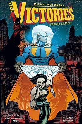 THE VICTORIES #02: TRANSHUMANO