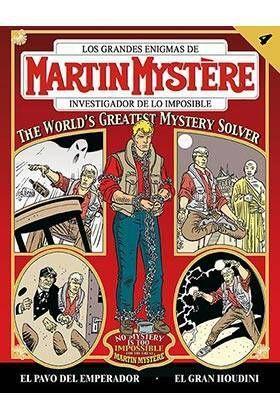 MARTIN MYSTERE VOL. 03 #04 EL GRAN HOUDINI