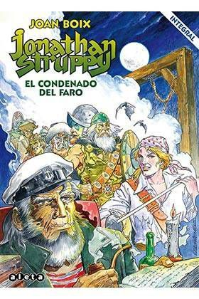 JONATHAN STRUPPY: EL CONDENADO DEL FARO INTEGRAL