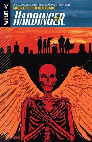 HARBINGER #05: MUERTE DE UN RENEGADO