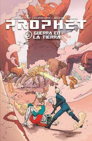PROPHET #05. GUERRA EN LA TIERRA (PANINI)