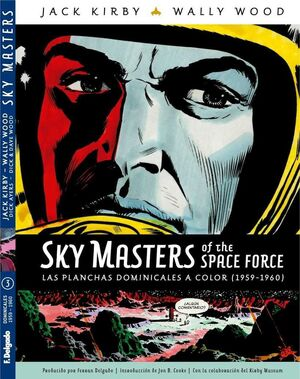 SKY MASTERS OF THE SPACE FORCE #03 (PLANCHAS DOMINICALES)