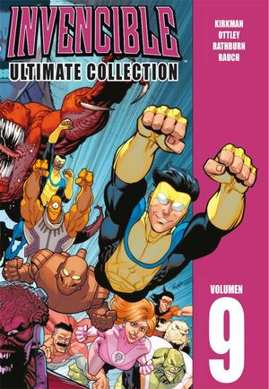 INVENCIBLE ULTIMATE COLLECTION VOL.09