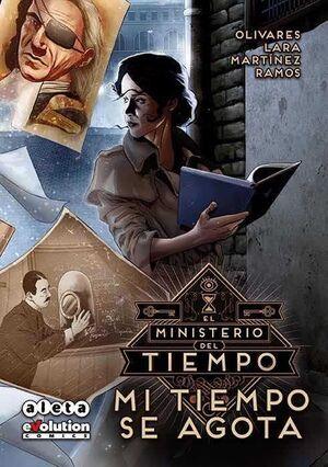 EL MINISTERIO DEL TIEMPO #02: MI TIEMPO SE AGOTA