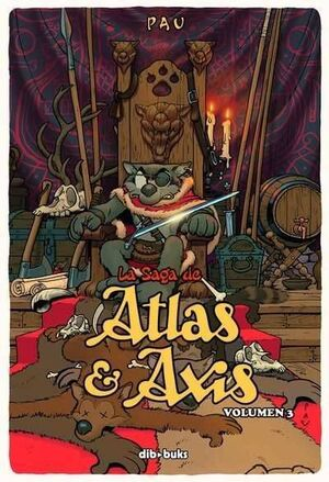 LA SAGA DE ATLAS Y AXIS #03