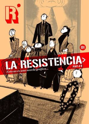 LA RESISTENCIA #01