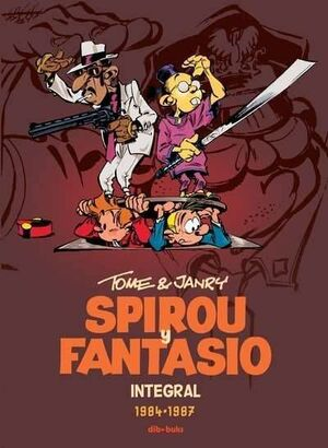 SPIROU Y FANTASIO #14 (1984-1987)