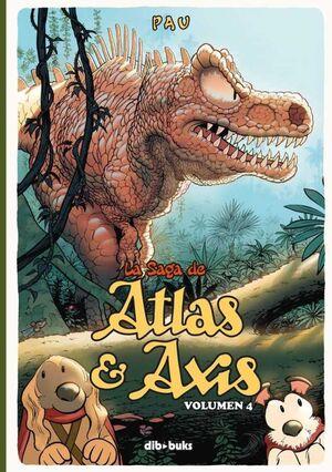 LA SAGA DE ATLAS Y AXIS #04