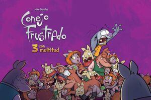 CONEJO FRUSTRADO #03