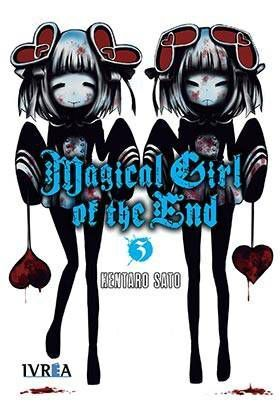 MAGICAL GIRL OF THE END #03