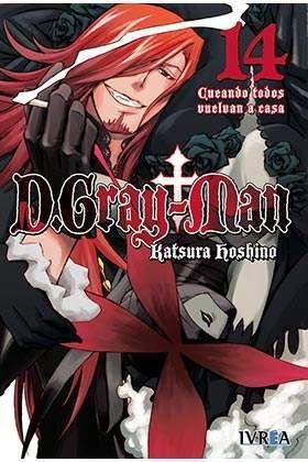 D.GRAY MAN #014