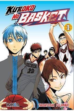 KUROKO NO BASKET #01