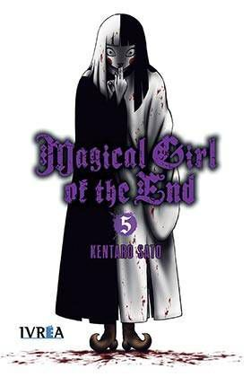 MAGICAL GIRL OF THE END #05